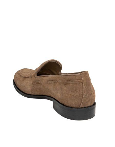 Ανδρικό Κλασσικό Loafer Suede Leather - Taype