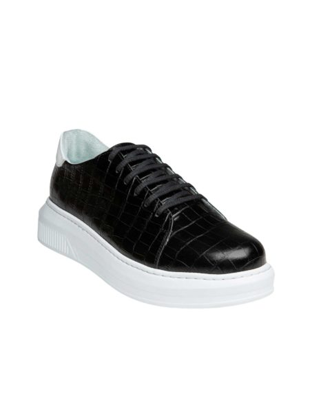 Ανδρικά Sneaker Croco Leather