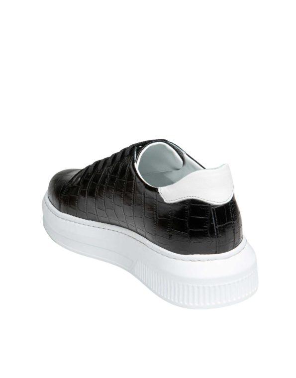 Ανδρικά Sneaker Croco Leather