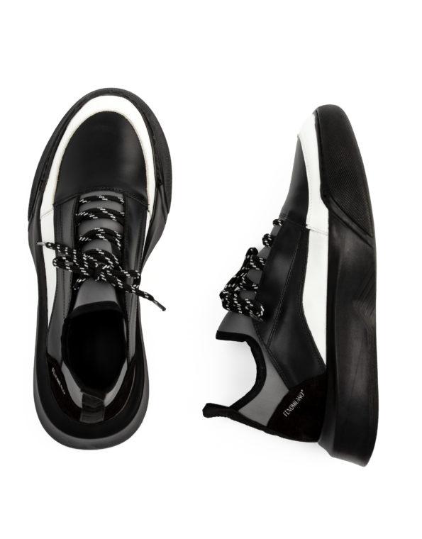 andrika-dermatina-deta-sneaker-black-white-cod2228A-fenomilano-leather-shoes (3)