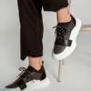 Ανδρικά Δερμάτινα Sneakers Τρίχρωμα - (2228B)
